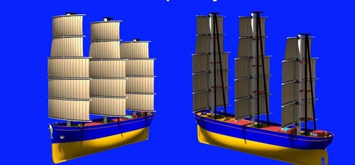 Le projet Windship – Sympathisant de l'IWSA