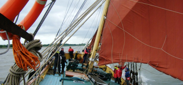 Sea-Change Sailing Trust – IWSA Supporter