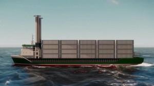 Miljø_Environment_Coaster_Flettner_rotor_wind_short_sea_sailing_shipping_eco_friendly_Seil_sail_nærskipsfart