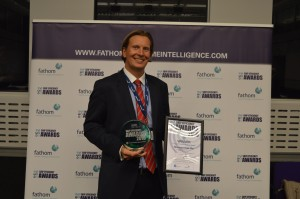 Norsepower Fathom Awards CEO Tuomas Riski rs