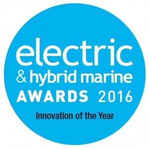 Innovation of the Year Award Certificate