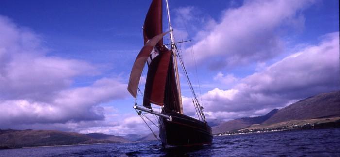Britannia Sailing Trust – IWSA Supporter