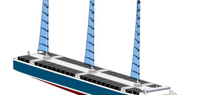 Computed Wing Sail (CWS) – IWSA Member